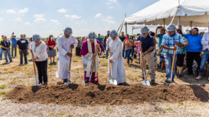 Capital campaign helps fund new churches on Austin's eastern edge