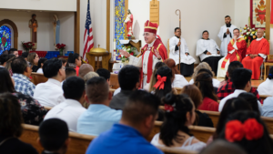 Bishop's Interview: Liturgy of the Word: May God's Word transform our minds, hearts