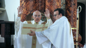 Bishop's Interview: Each Mass sends us forth to share the fruits of the Eucharist